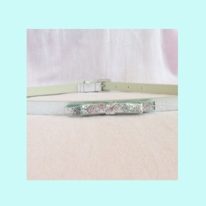 Glitter Belt Post Link