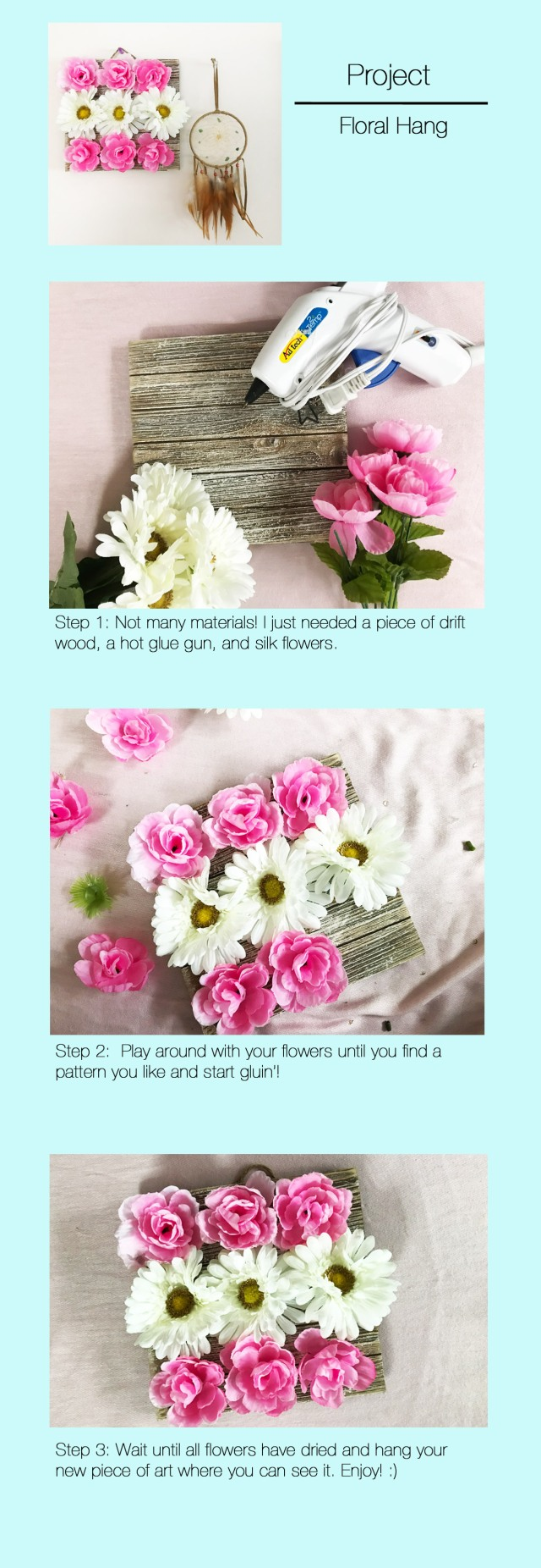 floral hang